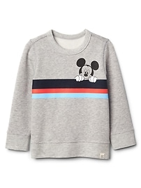 GapKids &#124 Disney Mickey Mouse クルーネックセーター