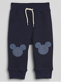 babyGap &#124 Disney Mickey Mouse ジョガーパンツ