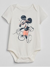 babyGap &#124 Disney Mickey Mouse ボディシャツ