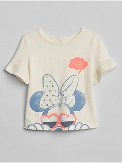 babyGap &#124 Disney Minnie Mouse Tシャツ