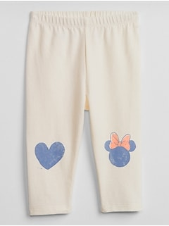 babyGap &#124 Disney Mickey Mouse and Minnie Mouse レギンス