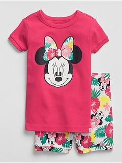 babyGap &#124 Disney Minnie Mouse パジャマセット