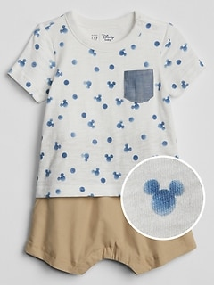 babyGap &#124 Disney 2-in-1 ボディオール