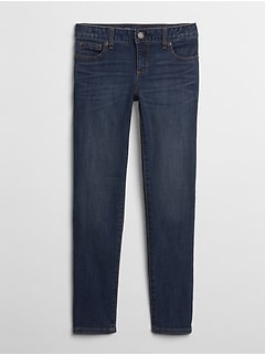 1969 superdenim high stretch super skinny jeans (キッズ)