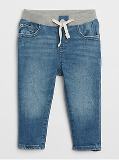1969 first easy slim jeans (ベビー)