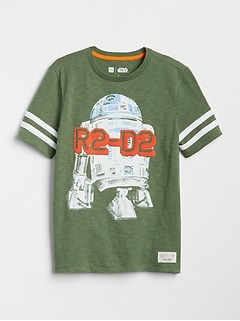 GapKids &#124 Star Wars&#153 ラグビーTシャツ