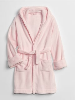 Fleece sleep robe (キッズ)