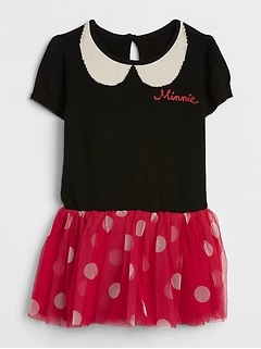 babyGap &#124 Disney Minnie Mouse ワンピース