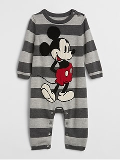 babyGap &#124 Disney Mickey Mouse ボディオール