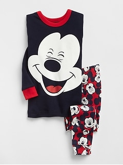 babyGap &#124 Disney Mickey Mouse パジャマセット
