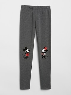 GapKids &#124 Disney Minnie Mouse and Mickey Mouse レギンス