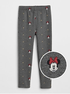babyGap &#124 Disney Minnie Mouse レギンス