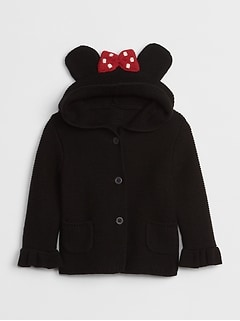 babyGap | Disney Minnie Mouse ガーターセーター
