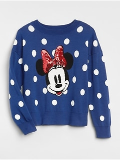 GapKids &#124 Disney Minnie Mouse セーター