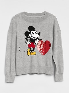 GapKids &#124 Disney Mickey Mouse セーター