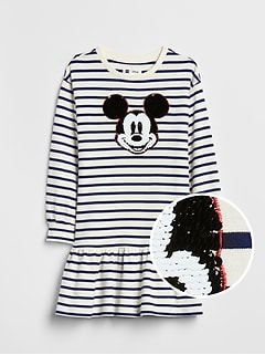 GapKids &#124 Disney Mickey Mouse Tシャツワンピース