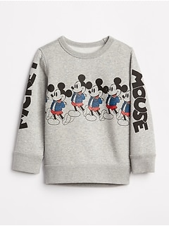 GapKids &#124 Disney Mickey Mouse スウェットシャツ