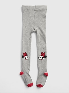 babyGap &#124 Disney Minnie Mouse タイツ