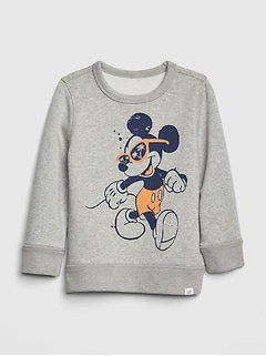 babyGap &#124 Disney Mickey Mouse スウェットシャツ