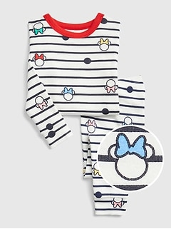 babyGap | Disney Minnie Mouse パジャマセット (ベビー)