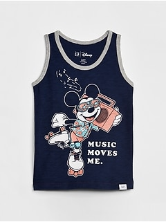 babyGap | Disney Mickey Mouse タンクトップ