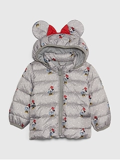 babyGap | Disney Minnie Mouse パファー