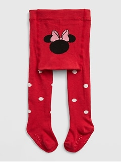 babyGap | Disney Minnie Mouse タイツ