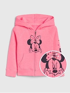 babyGap | Disney Minnie Mouse Gapロゴ スウェットパーカー