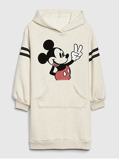 GapKids | Disney Mickey Mouse パーカーワンピース