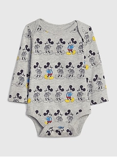 babyGap | Disney Mickey Mouse ボディシャツ