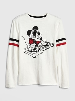 GapKids | Disney Mickey Mouse Tシャツ
