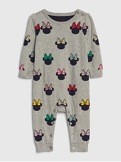 babyGap | Disney Minnie Mouse ボディシャツ