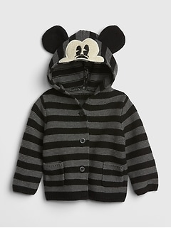 babyGap | Disney Mickey Mouse ブラナンセーター