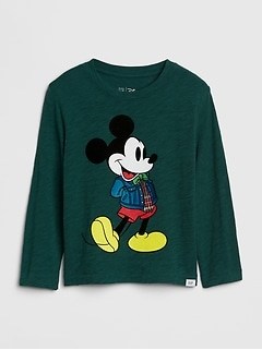 babyGap | Disney Mickey Mouse Tシャツ