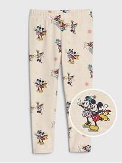 babyGap | Disney Mickey and Minnie Mouse ストレッチレギンス