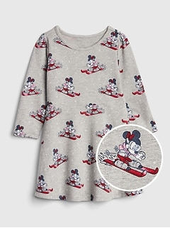 babyGap | Disney Minnie Mouse ワンピース