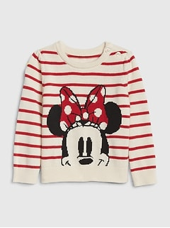babyGap | Disney Minnie Mouse セーター