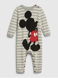 babyGap | Disney Baby Mickey Mouse セーターボディオール