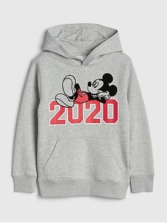 GapKids | Disney Mickey Mouse スウェットパーカー