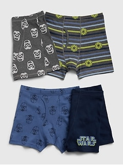 GapKids | Star Wars™ 4枚組ブリーフ