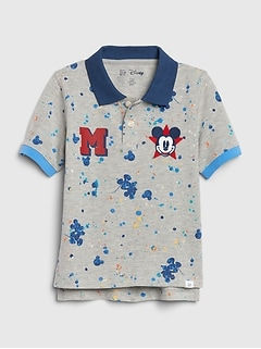 babyGap | Disney Mickey Mouse ポロTシャツ