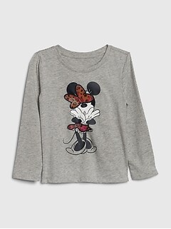 babyGap | Disney Minnie Mouse 3DグラフィックTシャツ