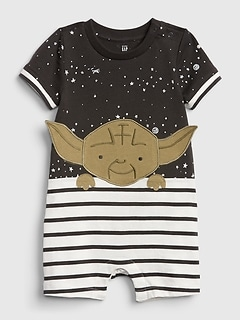 babyGap | Star Wars™ Yodaショートオール