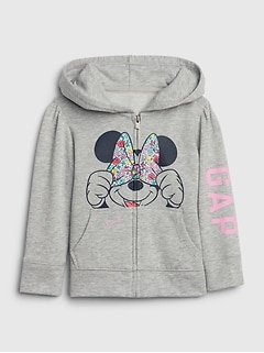 babyGap | Disney Minnie Mouse スウェットシャツ