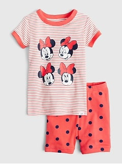 babyGap' Disney Minnie Mouse パジャマセット