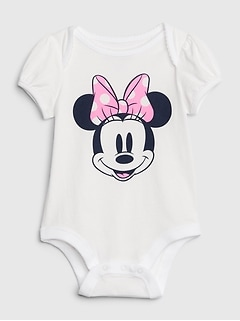 babyGap' Disney Minnie Mouse ボディシャツ