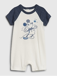 babyGap | Disney Mickey Mouse ショートオール