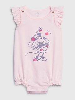 babyGap | Disney Minnie Mouse ショートオール