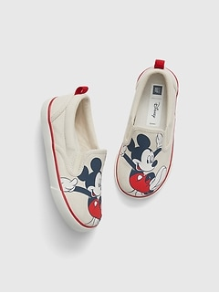 babyGap | Disney Mickey Mouse スリッポンスニーカー