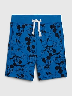 babyGap | Disney Mickey Mouse イージーショートパンツ